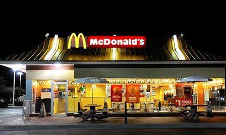 McDonald - никогда не поздно начать свое дело