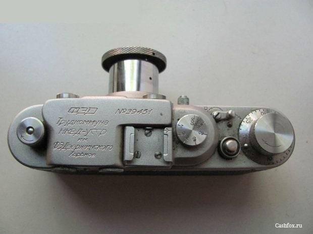 Фотокамеры и фотоаппараты CCCР с хорошими объективами